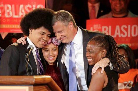 Bill de Blasio, un nuevo alcalde progresista para Nueva York