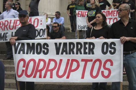 Sentencia histórica en Brasil contra la corrupción