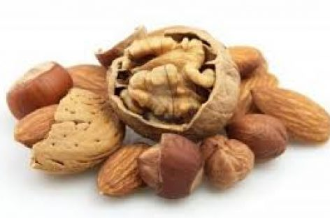 Los frutos secos reducen un 20% la tasa de mortalidad