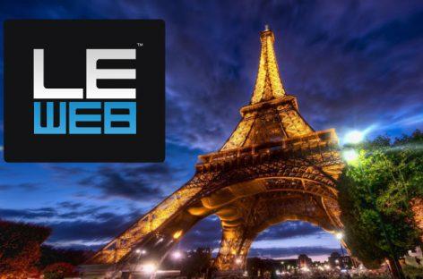 Le Web Paris: imaginar el futuro tecnológico
