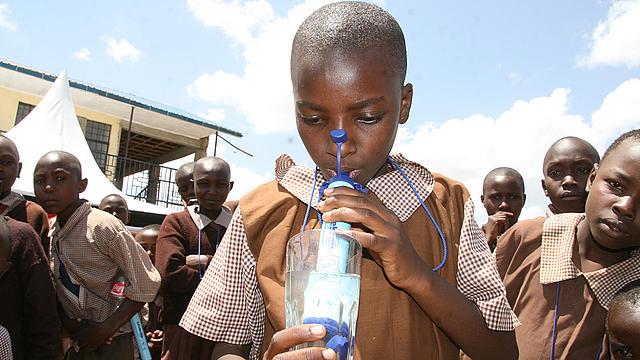 El derecho humano al agua potable