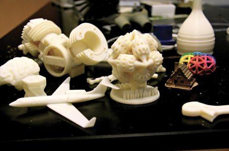 Una impresora 3D en cada escuela