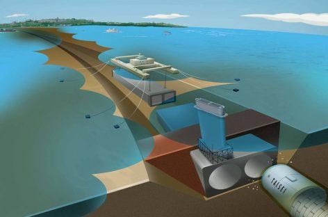 'Marmaray', el primer túnel subacuático que une Asia y Europa