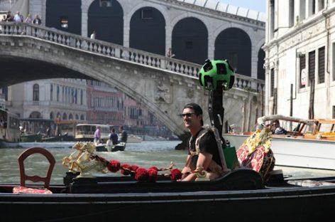 Recorrer Venecia de forma virtual