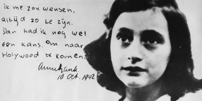 El Diario de Ana Frank dará el salto al cine