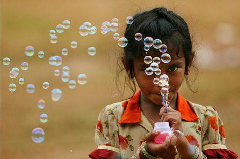 Banco de juguetes, dibujar una sonrisa en cada niño
