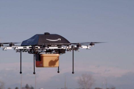 Amazon y los nuevos carteros voladores