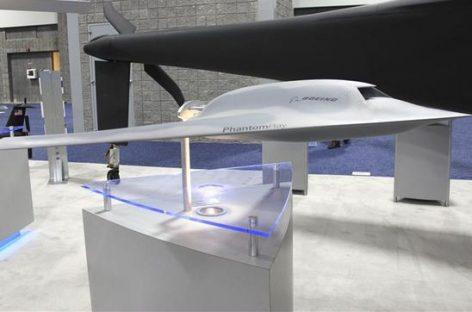 Drones en misión de paz
