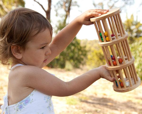"""El futuro de los juguetes """"verdes"""""""