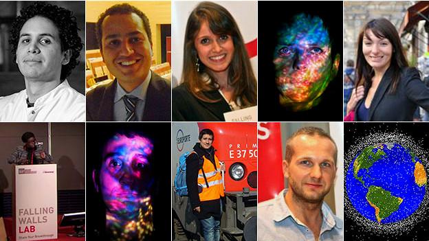 Jóvenes prometedores para la innovación y la ciencia