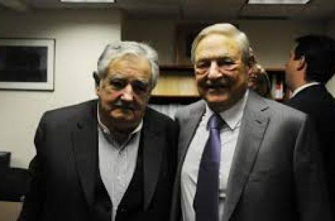 George Soros, clave en la legalización de la marihuana en Uruguay
