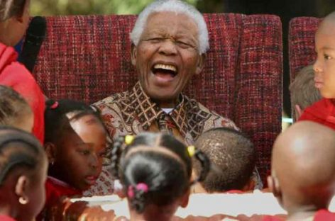 Adiós a Mandela, momentos para la historia