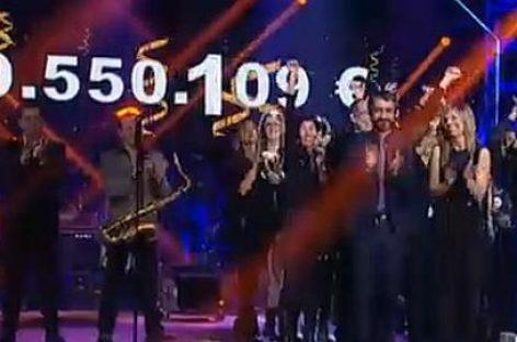 Maratón de TV3, casi 10.000.000 de euros