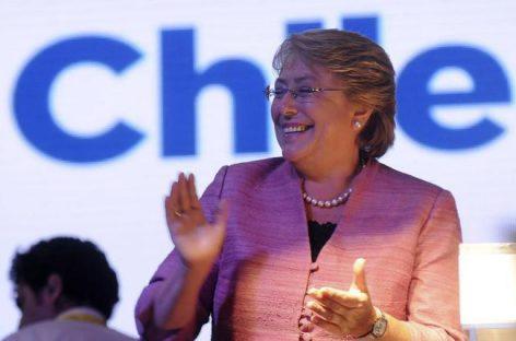 Bachelet, gana la justicia y la democracia en Chile