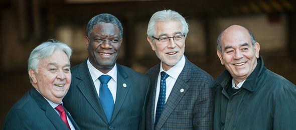 Premios Nobel Alternativos a los que ayudan a un mundo mejor