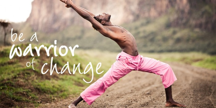 El yoga puede cambiar el mundo