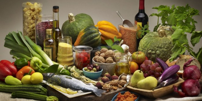 La dieta mediterránea, buena también para el medio ambiente