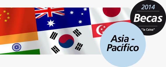 Becas para estudiar en Asia-Pacífico