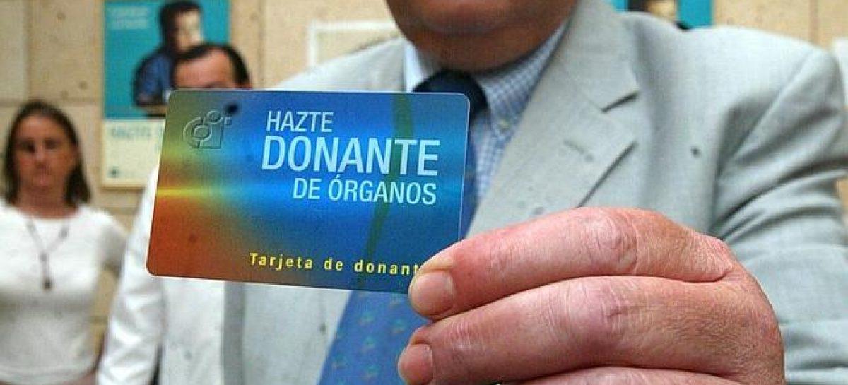 España, récord histórico en trasplantes de órganos