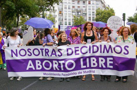 La ley del Aborto en España será un retroceso de décadas según The New York Times