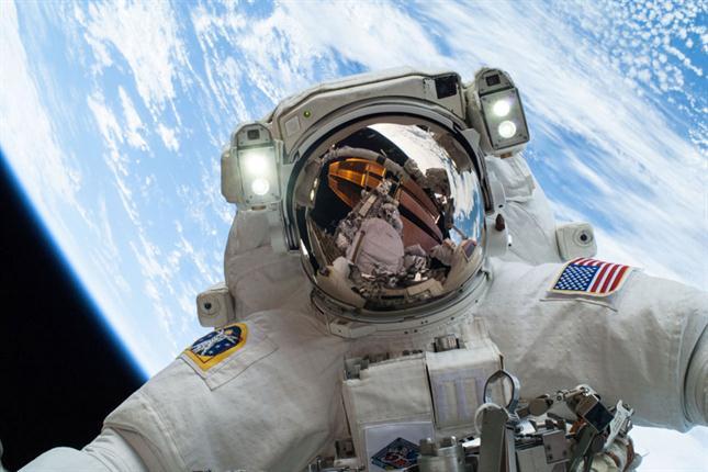 Nuestro planeta, la autofoto más espectacular