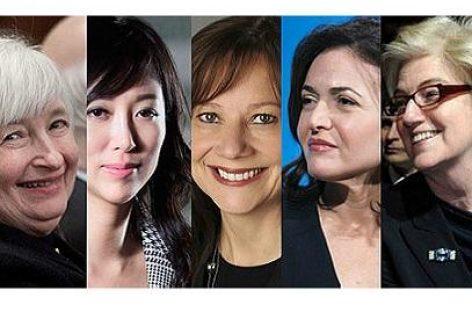 Cinco mujeres protagonistas en la evolución de la economía mundial