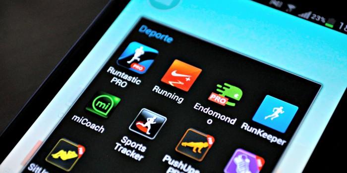 La salud y una guía de aplicaciones para tu móvil