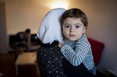 Refugiados sirios, el Reino Unido les abre puertas