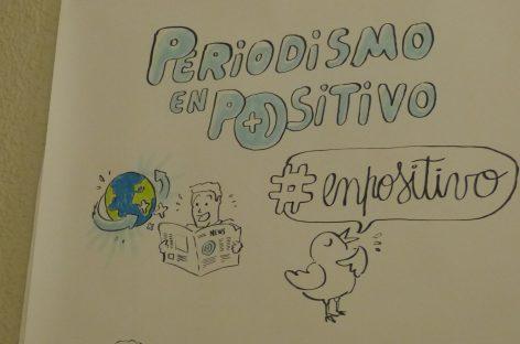 La Asociación En Positivo se presentó en Barcelona