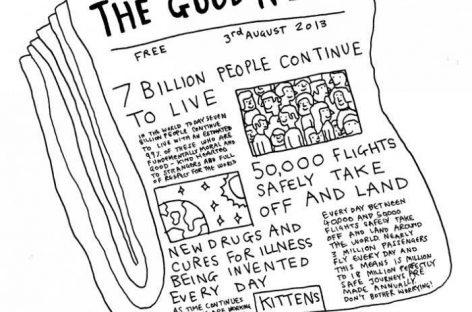 Un periodismo de buenas noticias