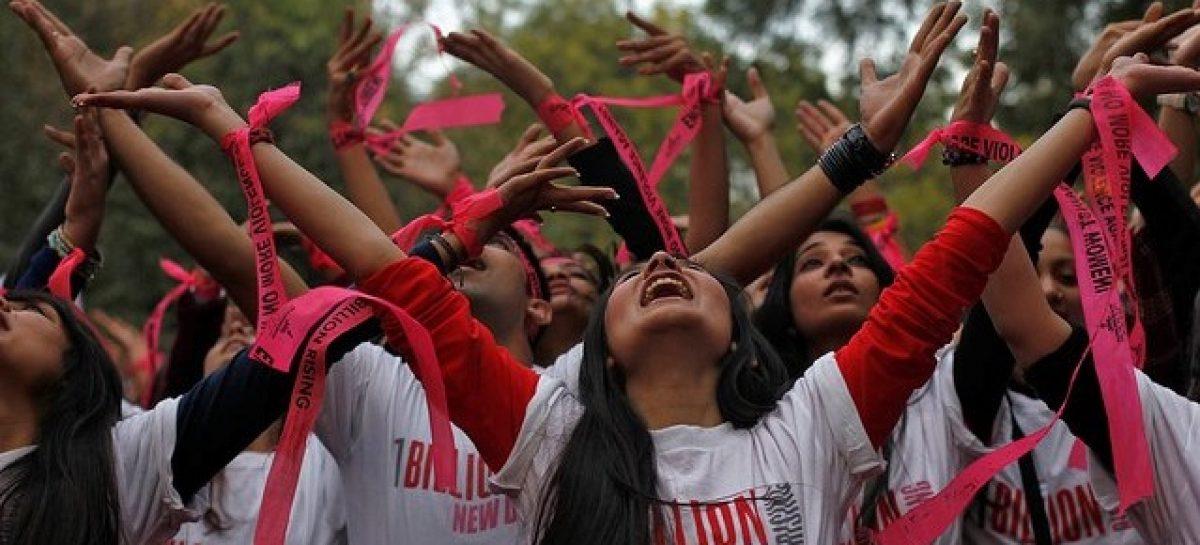 Un billón de pie para reivindicar el fin de la violencia de género