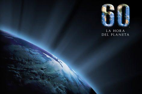 La Hora del Planeta, apagar las luces contra el cambio climático