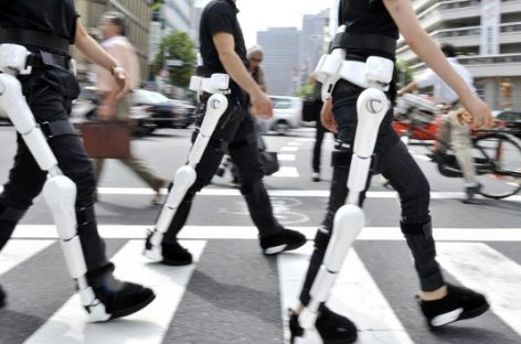 Exoesqueletos, la revolución de la ciencia y de nuestra vida cotidiana