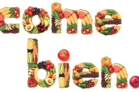 Diez gestos para una buena alimentación