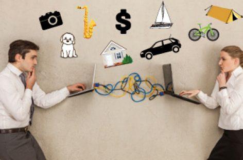 Nueva economía: compartir