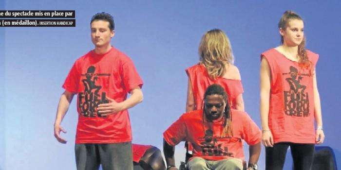 El baile como forma de integración de las personas discapacitadas