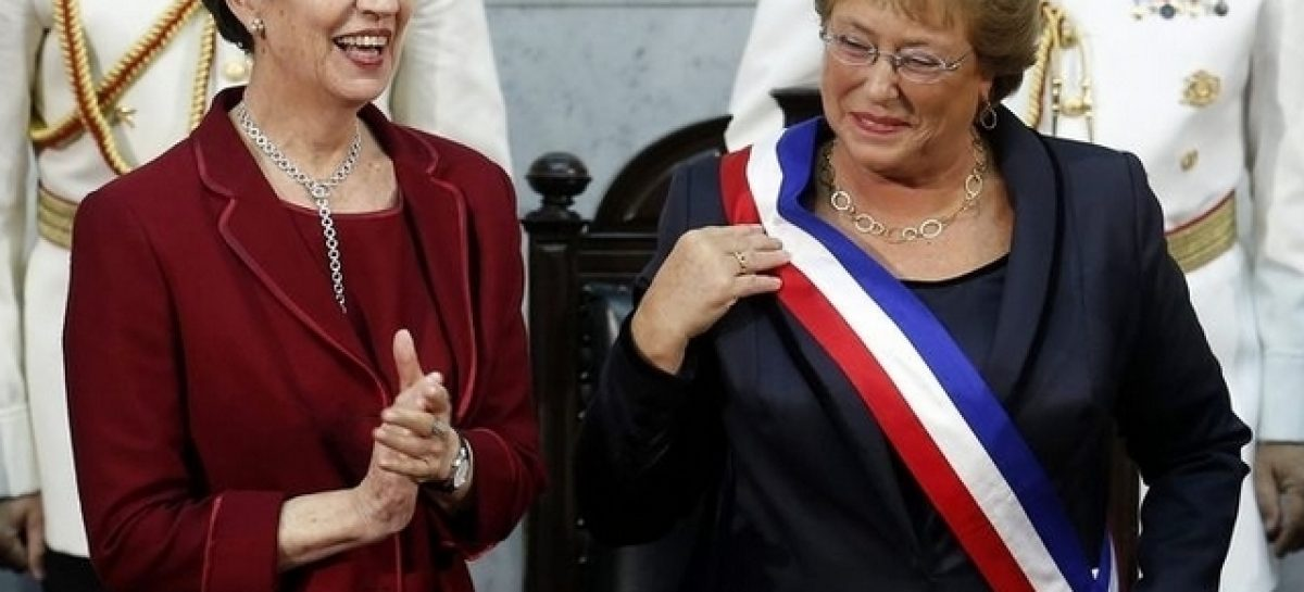 Michelle Bachelet vuelve para hacer un Chile mejor
