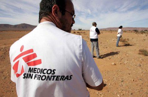 La labor humanitaria de MSF en Siria