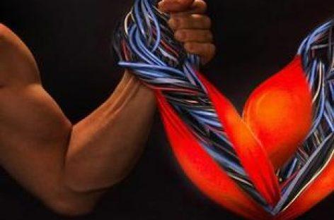 Crean músculos artificiales que reaccionan a cambios de temperatura