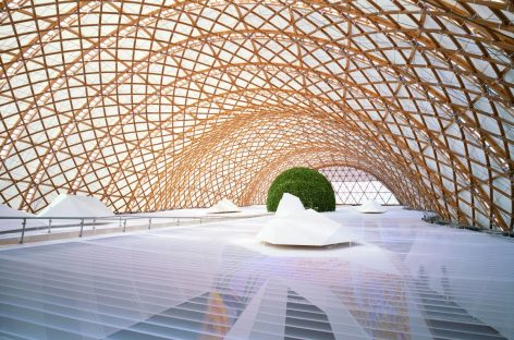 Premio Pritzker a la arquitectura de emergencia de Shigeru Ban
