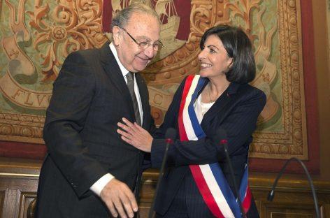 Anne Hidalgo, española de nacimiento y primera alcaldesa de París