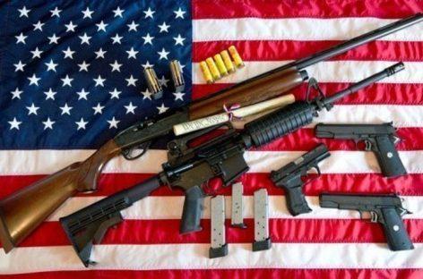 Campaña contra las armas en Estados Unidos
