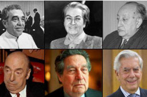 García Márquez y los grandes escritores latinoamericanos