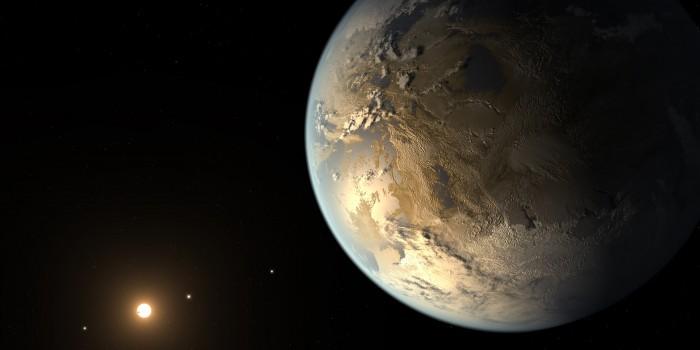 Kepler-186f: el planeta más favorable para la vida fuera de la Tierra