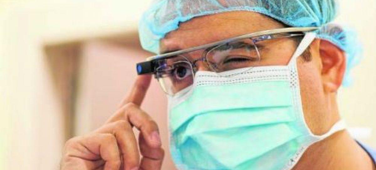 Google Glass en una operación quirúrgica