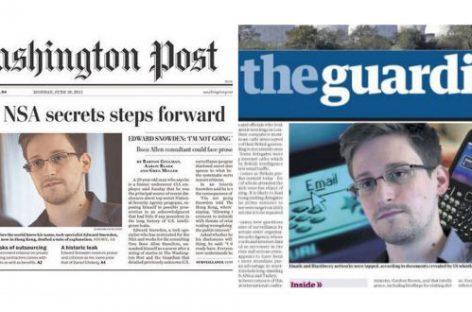 Pulitzer por Snowden