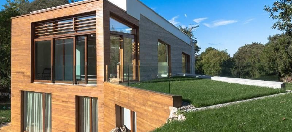 Arquitectura verde: construir edificios menos tóxicos es posible