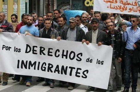 La plataforma 'Somos Migrantes' pide una Europa de inclusión