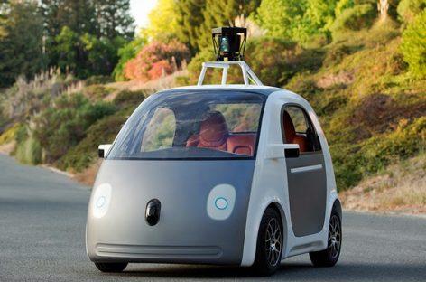 Google presenta el coche del futuro que se conduce solo