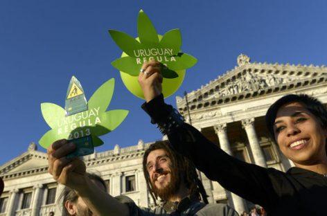 Uruguay rompe un tabú en la lucha contra las drogas
